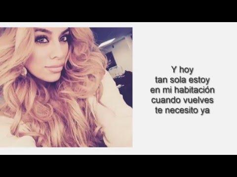 Fifth Harmony - Tú eres lo que yo quiero (letra/lyrics)