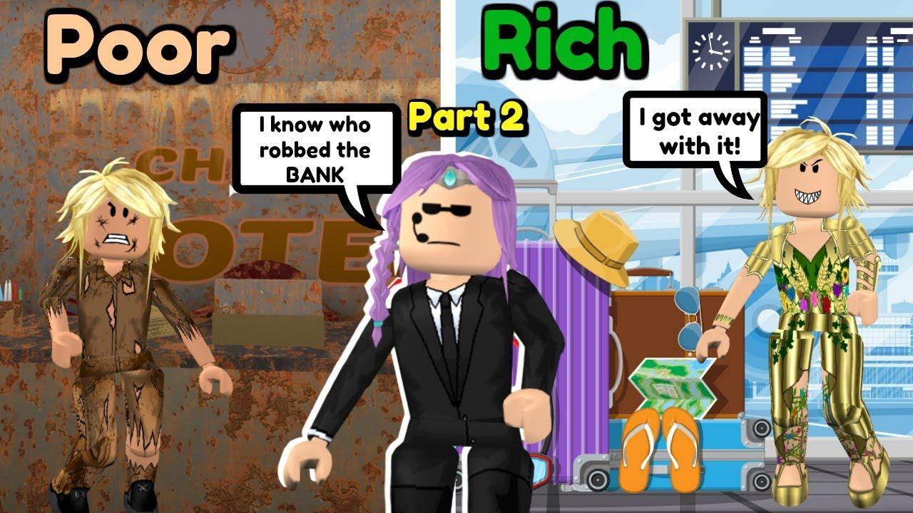 Poor To Rich A Sad Roblox Bloxburg Movie Youtube Bloxburg Poor To Rich Bloxburg Bank Heist Youtube