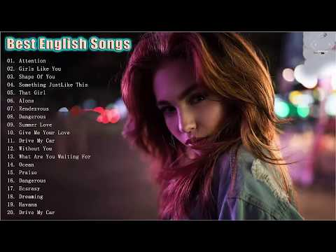 LAGU BARAT TERBARU 2019 - Kumpulan Musik Terpopuler 2019 - Best English Songs 2019