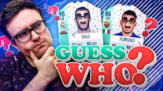 FIFA GUESS WHO!?! Fifa 18 Pack Opening Challenge