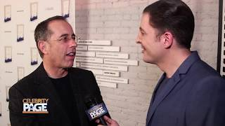 Jerry Seinfeld on Bringing Comedians in Cars Getting Coffee To Netflix