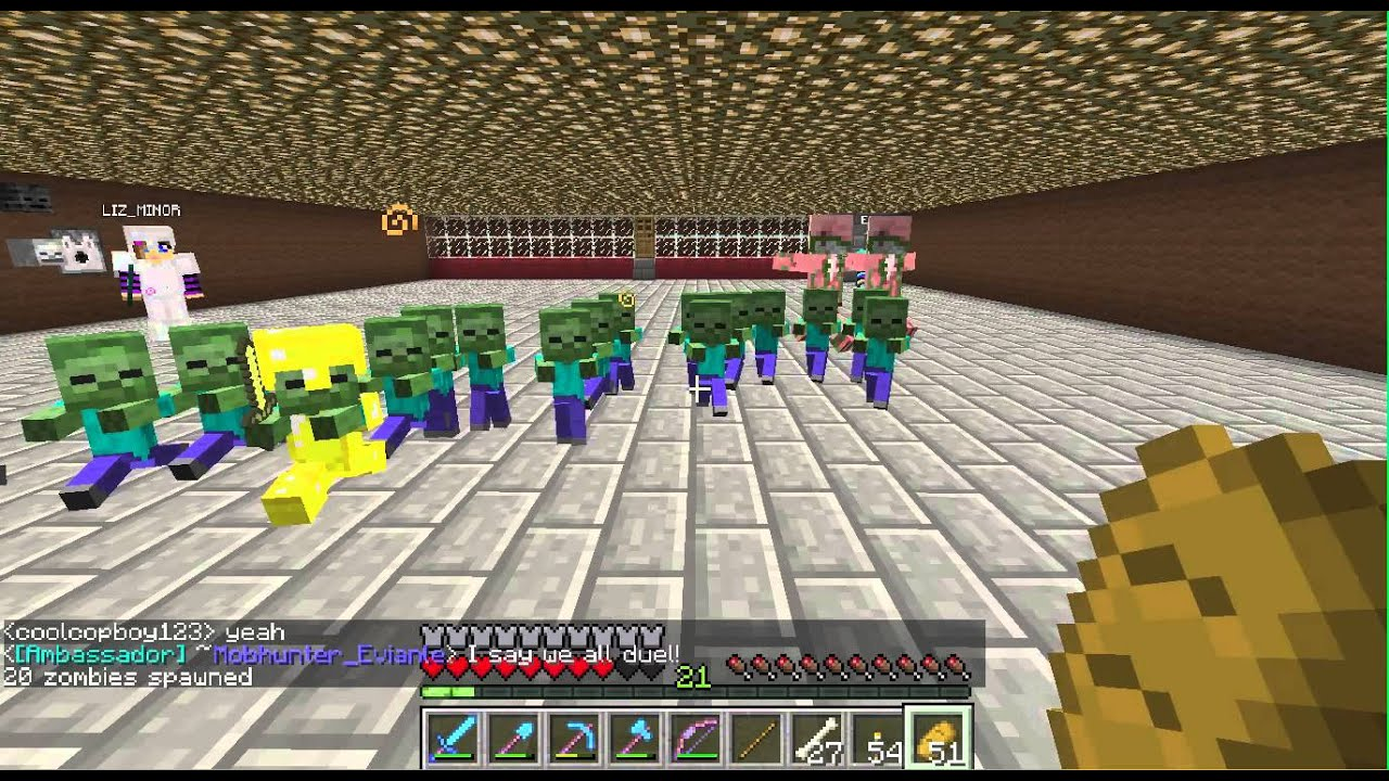 kolgrath loves butter baby baby zombies gold armor attack babies youtube