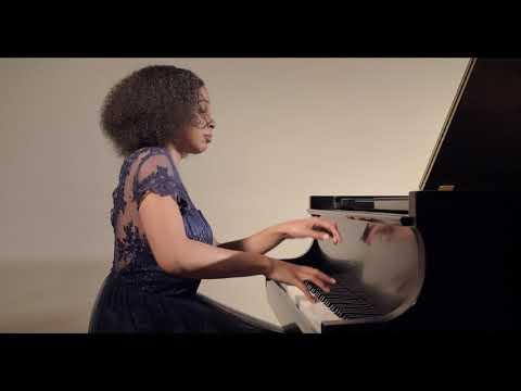 Nigerian - Romanian pianist REBECA OMORDIA plays The Island Spell by John Ireland