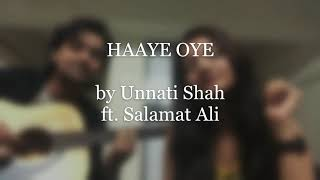 Haaye Oye | acoustic cover version