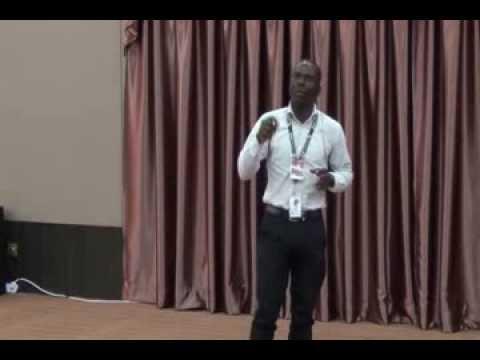 3MT Finalist Hosea Kato Mande. Effects of Deforestation on Soil and Atmospheric Carbon Balance