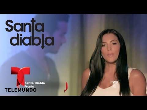 Santa Diabla |  Santiago  | Telemundo Novelas