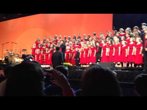 Katy Perry - Roar - (One Voice Children's Choir cover) Live Roots Tech 2015