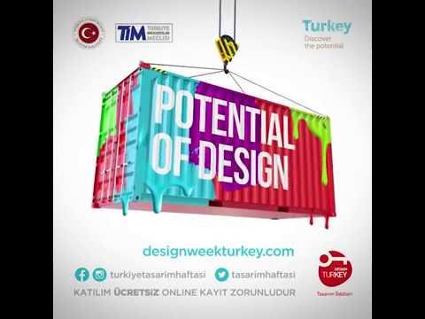 Design Week Turkey - Potential of Design