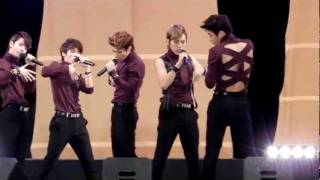 [Fan Cam] Infinite - Paradise Live (L Tripped)
