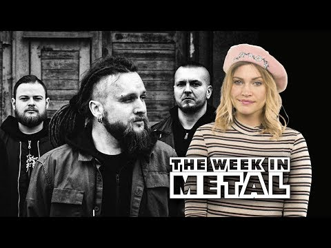 DECAPITATED RELEASE STATEMENT! - The Week in Metal - March 26, 2018