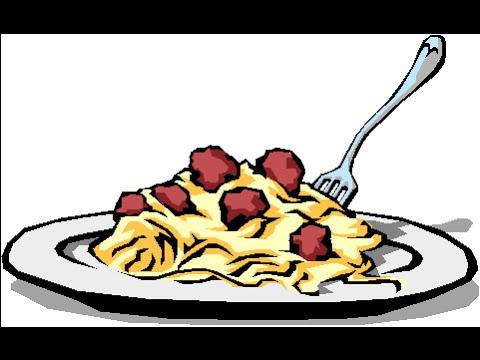 Как нарисовать спагетти