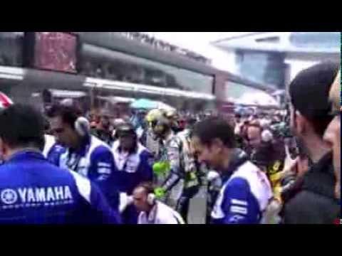 VR46 Valentino Rossi Superstar | MotoGP Shanghai 2008
