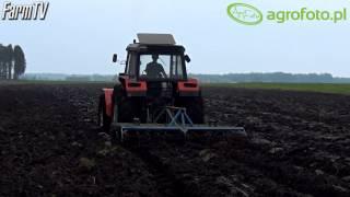Ursus 1614 w ekstremalnych warunkach - Dźwięk silnika Agriculture