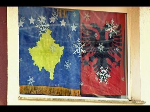 Kosovo's unification flag reinforces division