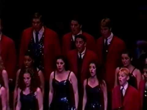 Little April Shower (Bambi) - John Burroughs High School Chamber Choir 1997
