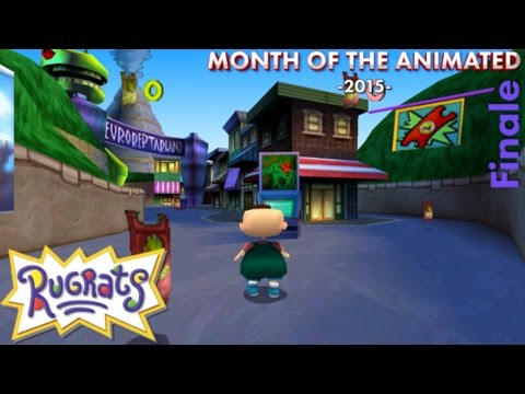 Rugrats Special, PART 5 - Rugrats in Paris (PS1) - Month of the Animated 2015 (Finale)
