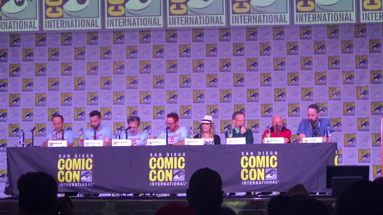 Classic American Dad Episode Live Table Read at San Diego Comic-Con 2018 SDCC