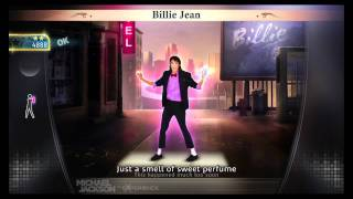 Michael Jackson The Experience Billie Jean (PS3) (FULL HD)