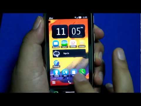 Nokia C7-00 Symbian Belle