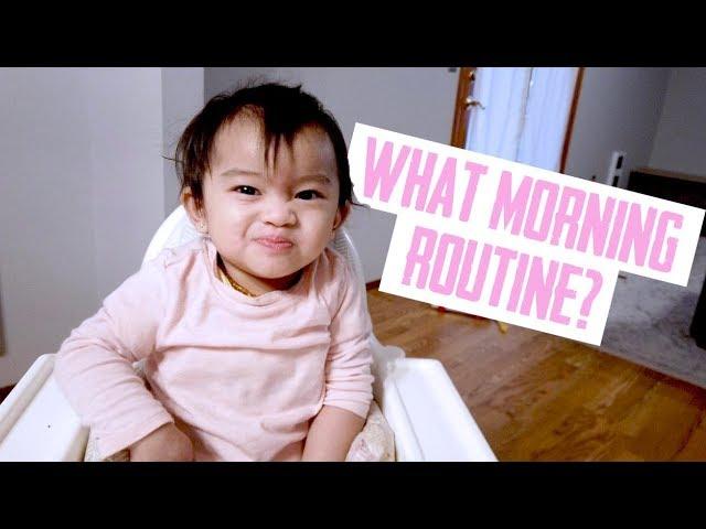My Semi-Morning Routine | Aprils Beautiful Mess