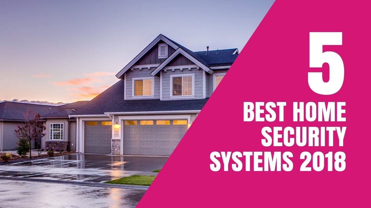 Top Rated Home Security Systems >> Best Home Security Systems Gadget Review Youtube