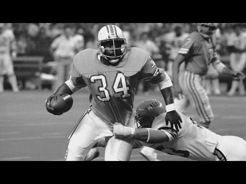 Earl Campbell: A Football Life - The Ultimate Back