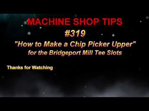 TIPS #319 How to Make a Magnetic Swarf Pick Up Tool tubalcain