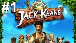 Jack Keane 2 The Fire Within Gameplay Walkthrough Part 1 No Commentary