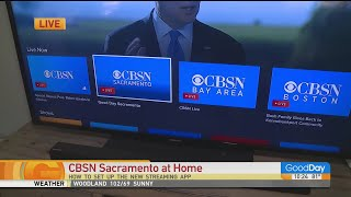 CBSN Sacramento at Home