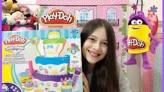 Review Play-Doh Cake Mountain Julia Silva
