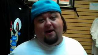 Pawn Stars | How Chumlee got his name!!