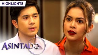 Asintado: Samantha convinces Gael to go home | EP 82