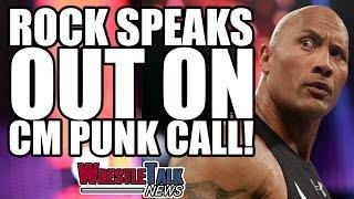 HUGE WWE Star Returns At NXT! The Rock Comments On CM Punk Call! | WrestleTalk News Feb. 2017