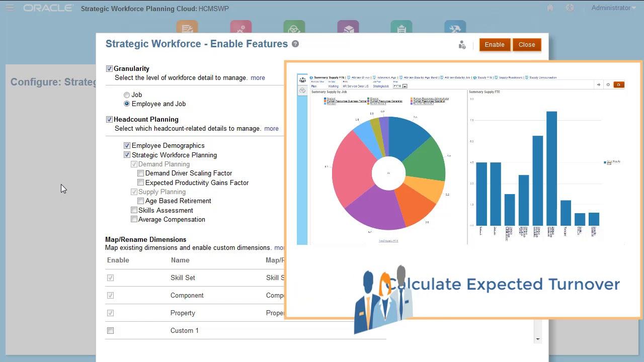 Strategic Workforce Planning   Enabling Strategic Workforce Planning Cloud