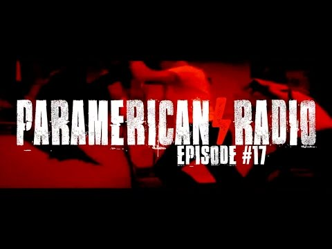 PARAMERICAN RADIO #17: REPORTER ATTACKED BY A GHOST, A METALLIC PLANET DISCOVERED & MORE!