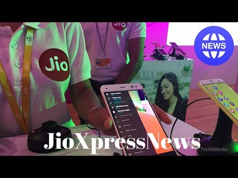 JioXpressNews - Live India News - Android Apps - Tech5Media