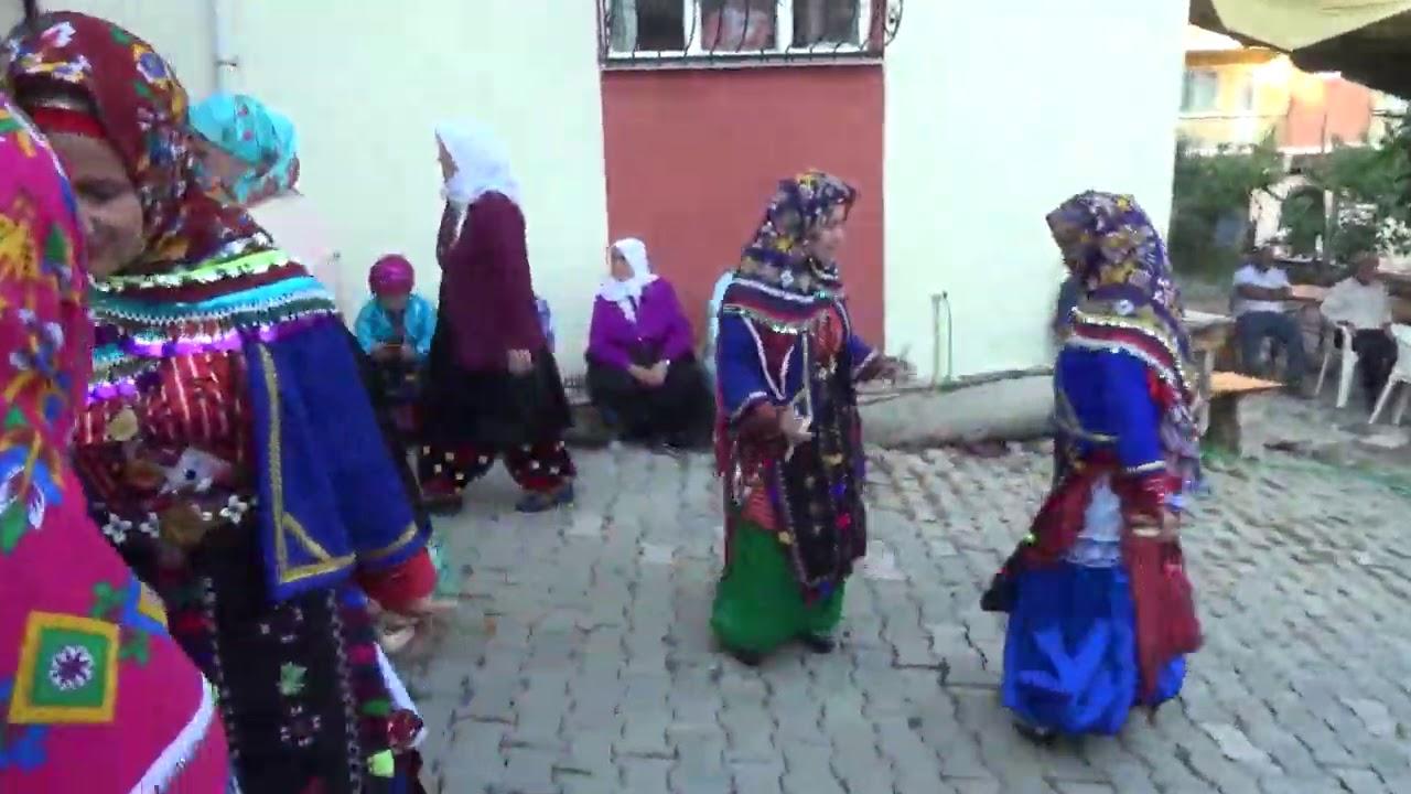 Simav Ortaca köyü düğünü
