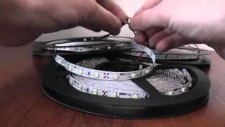 ОТВЕТ НА Интерактивчик #2 - Будут ли светиться 15 метров LED ленты и от каких батареек?