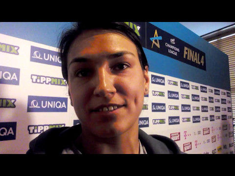 Handball Frauen EHF Champions League: Cristina Neagu im SPORT4FINAL-Interview