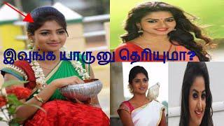 Nandhini serial actress Nithya Ram Biodata