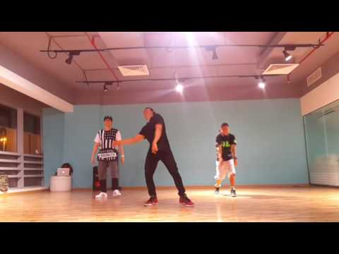 Fake Love Choreography (Travis Garland Cover)