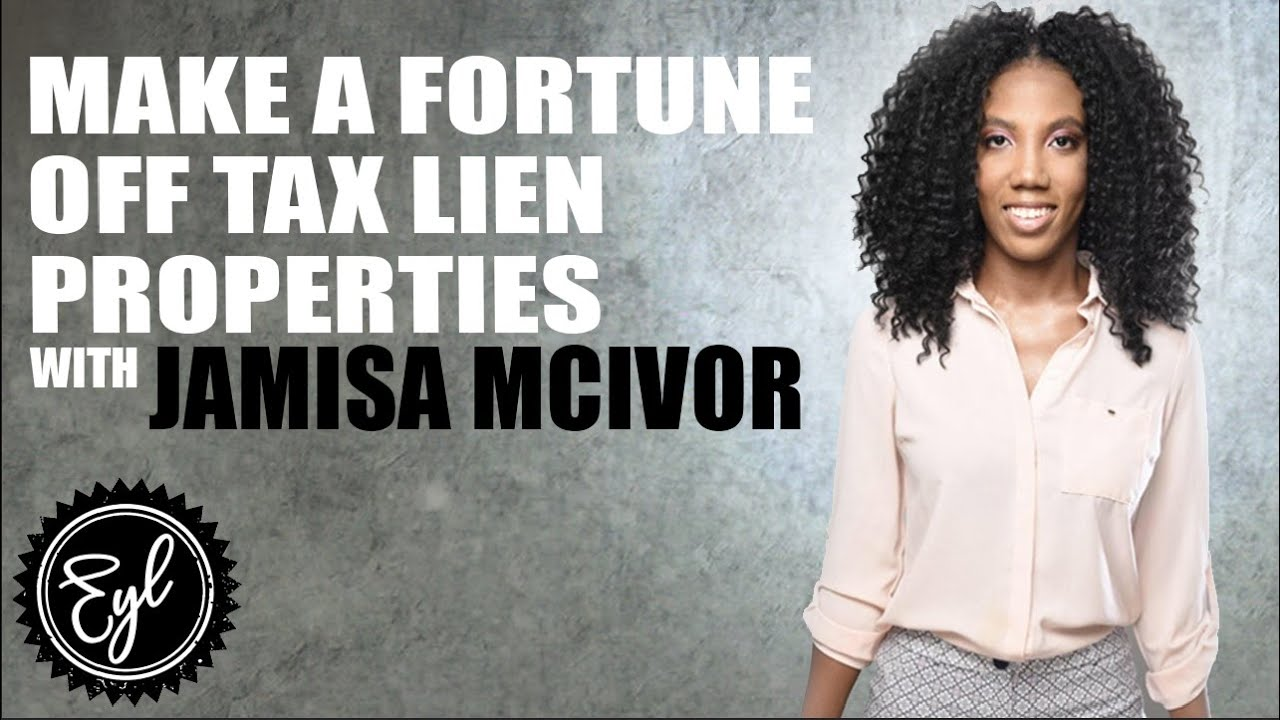 MAKE A FORTUNE OFF TAX LIEN PROPERTIES
