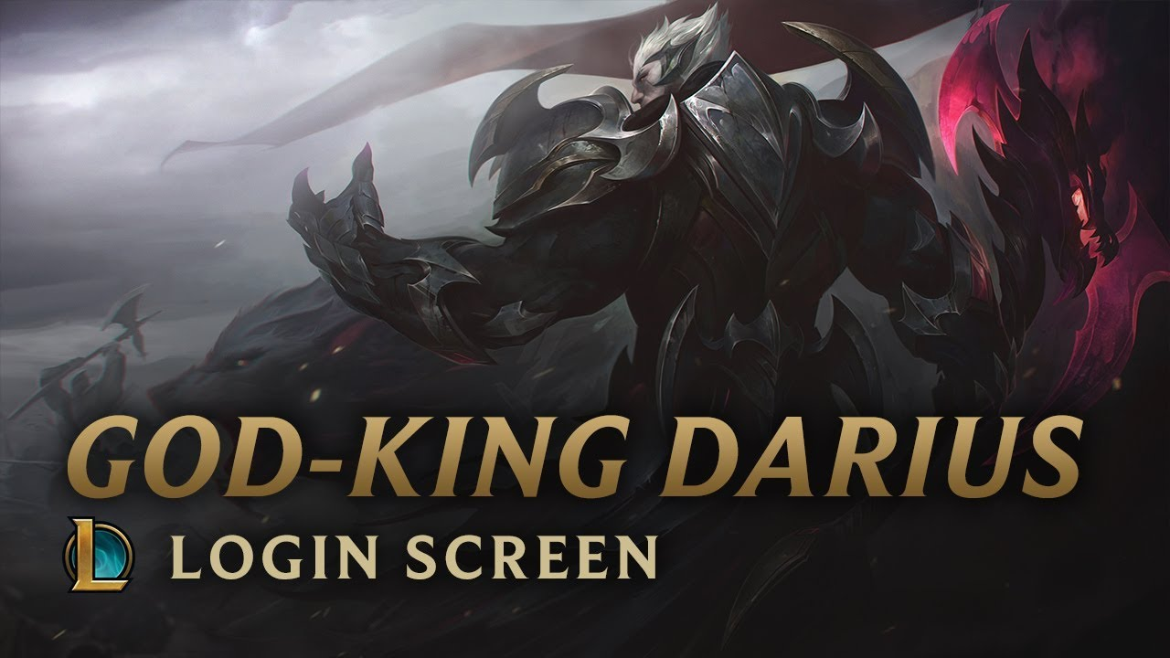 VS 2018: God-King Darius - League of Legends Videosu