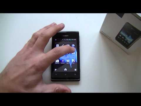 Test du Sony Xperia E Dual | par Top-For-Phone.fr