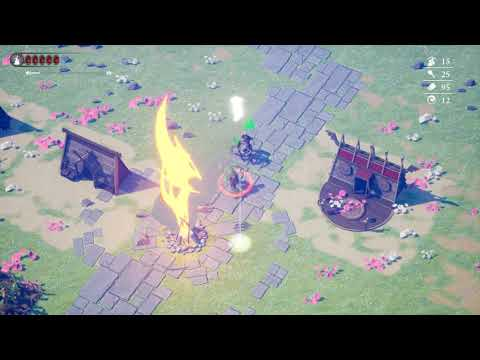 SolSeraph : PC Gameplay