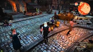 Ведьмак 3: Дикая Охота - 28 √ ДИИКСТРА и РОШЕ