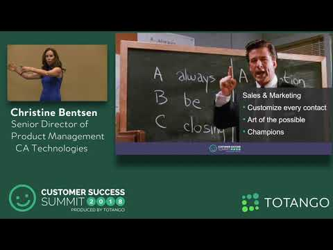 Getting to the Truth - the Value of Customer Data  - Customer Success Summit 2018 (Track 1)