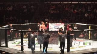 Glens 1st UFC