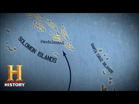 Outgunned US Navy Beats The Odds: The Battle Of Santa Cruz | Battle 360 | History