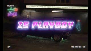 Majorlilkween ft. Genka - 25 Playboy (Official Video)